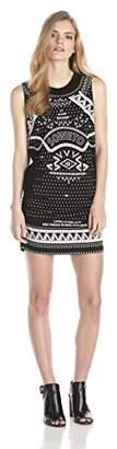 Eleven Paris Women's Nieval Sweater Dress $53.53 thestylecure.com