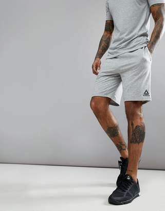 Reebok Training Shorts In Gray CD5485