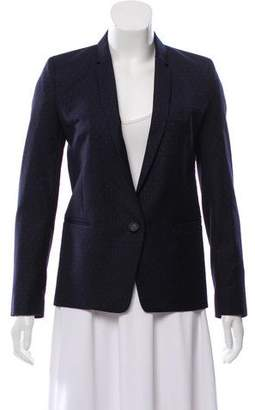 The Kooples Wool Polka Dot Blazer w/ Tags