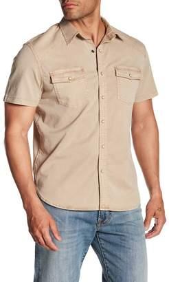 Lucky Brand Western Work-Wear Regular Fit Shirt