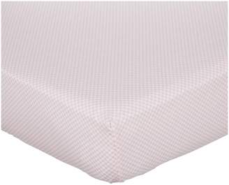 DwellStudio Dwell Studio Check Fitted Crib Sheet