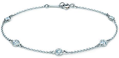 Tiffany & Co. Elsa Peretti®:Diamonds by the Yard® Bracelet