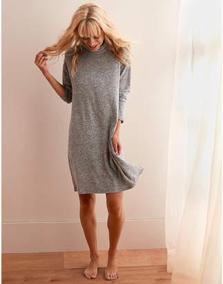 aerie Plush Turtleneck Dress