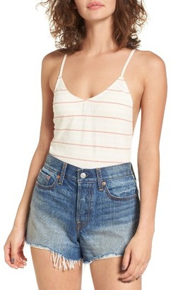 Women's Obey Tuesday Bodysuit $42 thestylecure.com