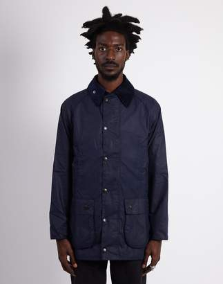 Barbour Slim Beaufort Wax Jacket Indigo