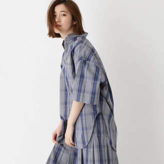Dressterior (ドレステリア) - DRESSTERIOR(Ladies) Scye(サイ)オーバーサイズ チェックシャツ