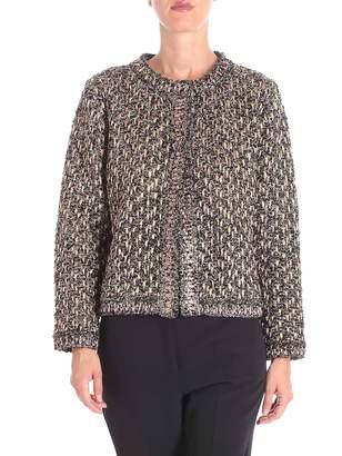 M Missoni Lurex Knitted Jacket