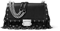 Michael Kors Small Sloan Chain Leather Shoulder Bag