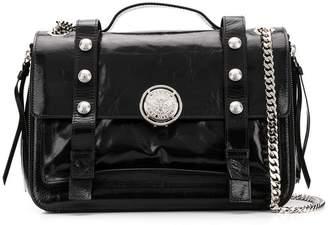 Balmain chain flap bag