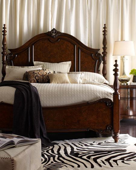 Picture Of Blair Waldorf S Bedroom On Gossip Girl