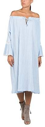 Replay Women's W9448 .000.51902 Dress,Large