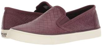 Sperry Seaside Emboss Weave Women's Slip on Shoes