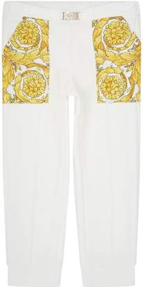 Versace Baroque Pocket Sweatpants