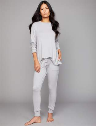 A Pea in the Pod Hacci Maternity Sleep Jogger Pant