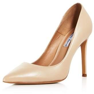 7df9b58834f Charles David Women s Caleesi Leather Pointed Toe High-Heel Pumps
