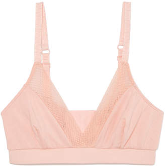 Dear Drew by Drew Barrymore You Must Be My Lucky Star Everyday Bralette