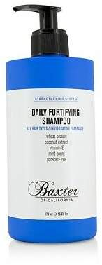Baxter of California NEW Strengthening System Daily Fortifying Shampoo (All