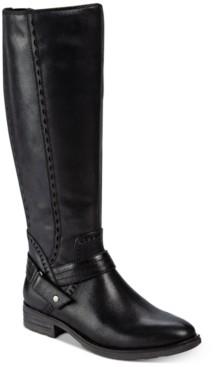 Bare Traps Baretraps Abram Wide Calf Boots Women's Shoes