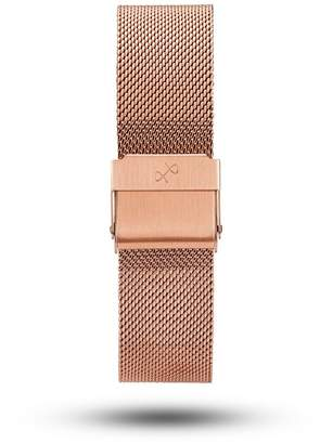About Vintage - Mesh Band Rose Gold