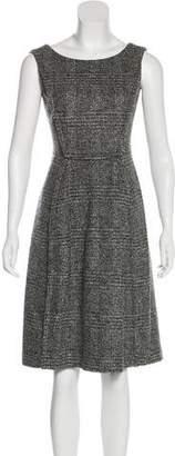 Gucci Knee-Length Wool Dress
