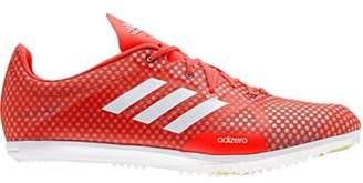 adidas Adizero Ambition 4 Womens Running Spike Shoe Red/white Adult 04 1/2