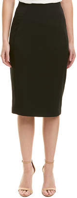 Black Halo Pencil Skirt