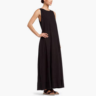 James Perse GAUZY COTTON TANK DRESS