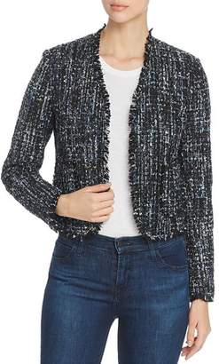 Bagatelle Metallic-Tweed Jacket