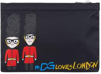 Dolce & Gabbana London Cosmetics Pouch