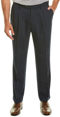 Cutter & Buck Twill Pleated Pant