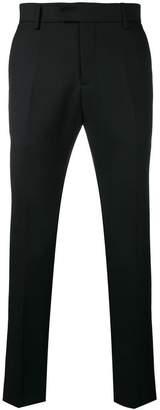 Les Hommes straight leg trousers