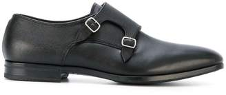 Fabi monk strap shoes