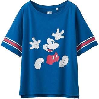 UNIQLO Women's Disney Project Graphic T-Shirt $19.90 thestylecure.com