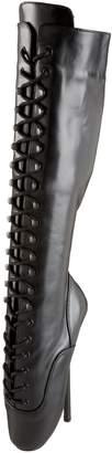 Pleaser USA Women's Ballet-2020 Knee-High Boot