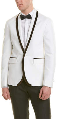 DSQUARED2 Silk-Blend Tuxedo Jacket