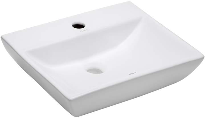 ELANTI Wall-Mounted Sink