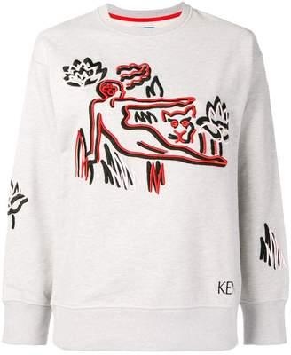 Kenzo (ケンゾー) - Kenzo スウェットシャツ