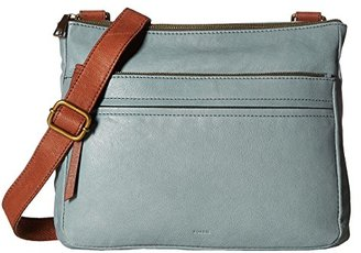 Fossil Corey Large Crossbody $198 thestylecure.com