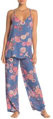 Josie Printed Cami Pajama 2-Piece Set