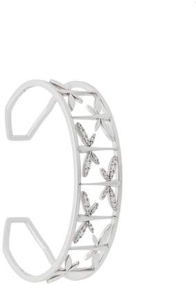 Anapsara gemstones cuff bracelet