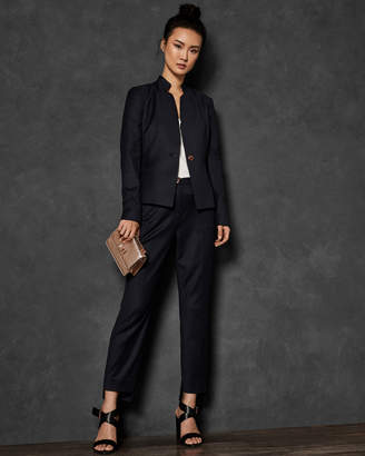 Ted Baker RIVAA Stitch detail tailored blazer