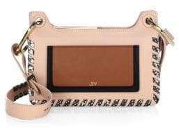 Jason Wu Suvi Whipstitched Leather Baguette