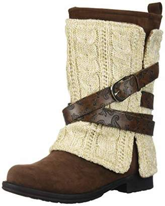 Muk Luks Women's Nikita Heel Boot Fashion