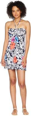 Tommy Bahama Fuego Floral Short Dress Women's Dress