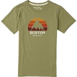 Burton Underhill Organic T-Shirt - Boys'