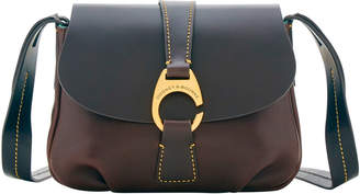 Dooney & Bourke Derby Florentine Small Flap Crossbody