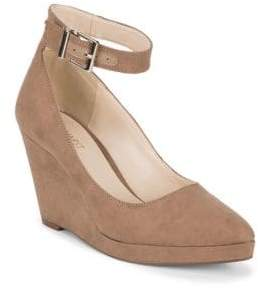 Nine West Lucylou Wedge Pumps