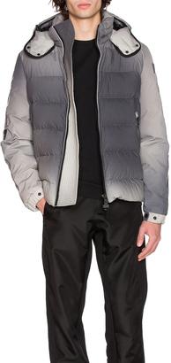 Moncler x Off White Enclos Jacket $1,980 thestylecure.com