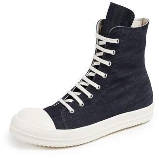 Rick Owens Classic Bumper Sneakers
