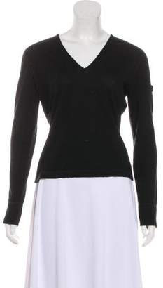 Chanel Cashmere Knit Top
